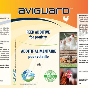 Additif alimentaire pour volaille.