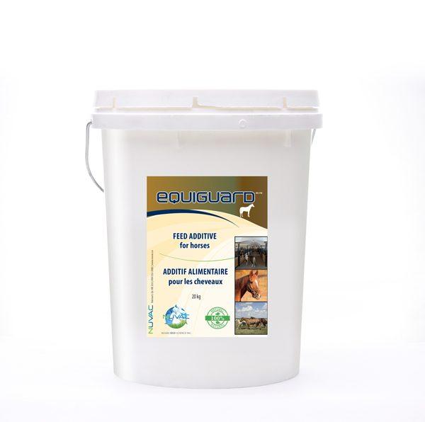Equiguard_20kg_additif alimentaire équine