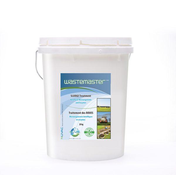 Wastemaster_20kg_traitement des boues