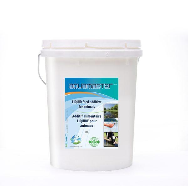 Aquamaster_20L- Additif alimentaire liquide pour animaux