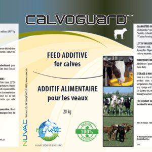 calvoguard additif alimentaire pour les veaux