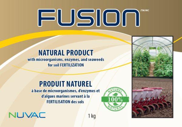 Fusion powder - Natural product